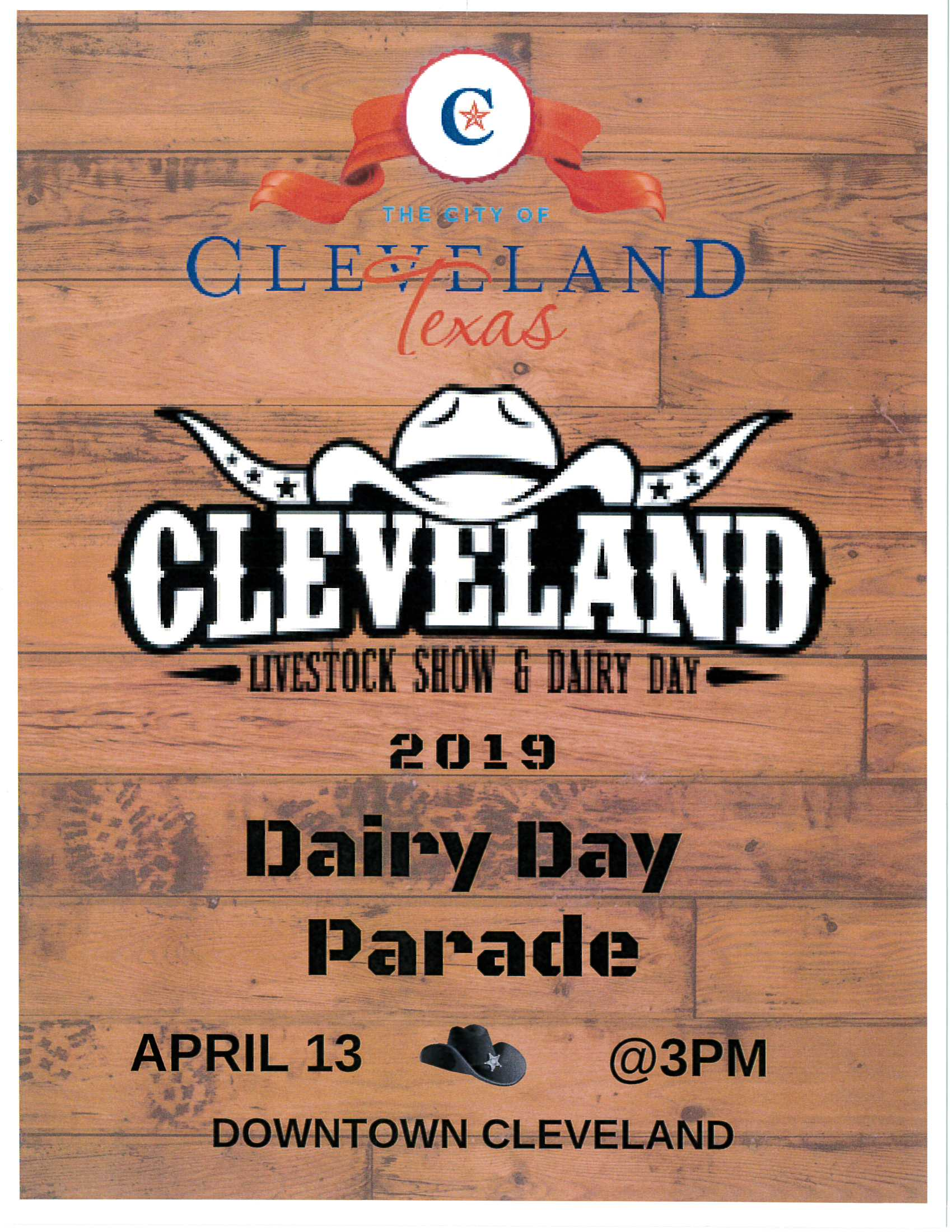 Dairy Day Parade 2019