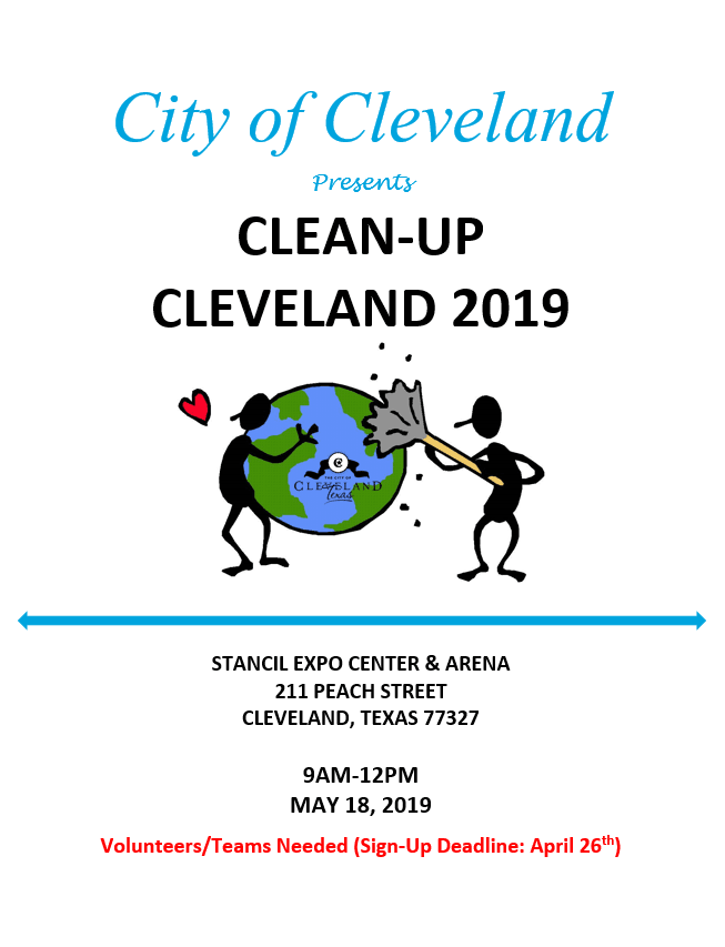 cleanup cleveland flyer