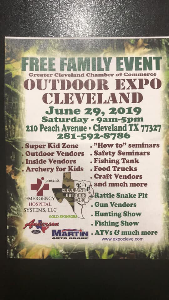 Cleveland Outdoor Expo