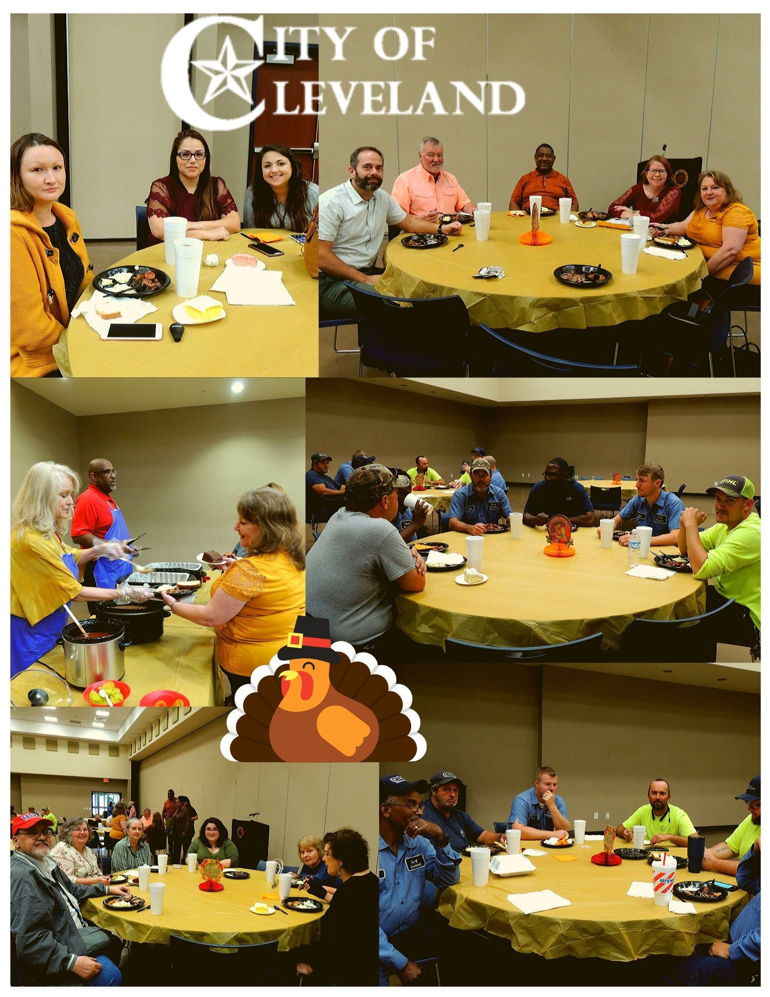 2019 Thanksgiving Luncheon