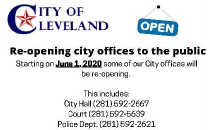 Re-opening City Offices (4)