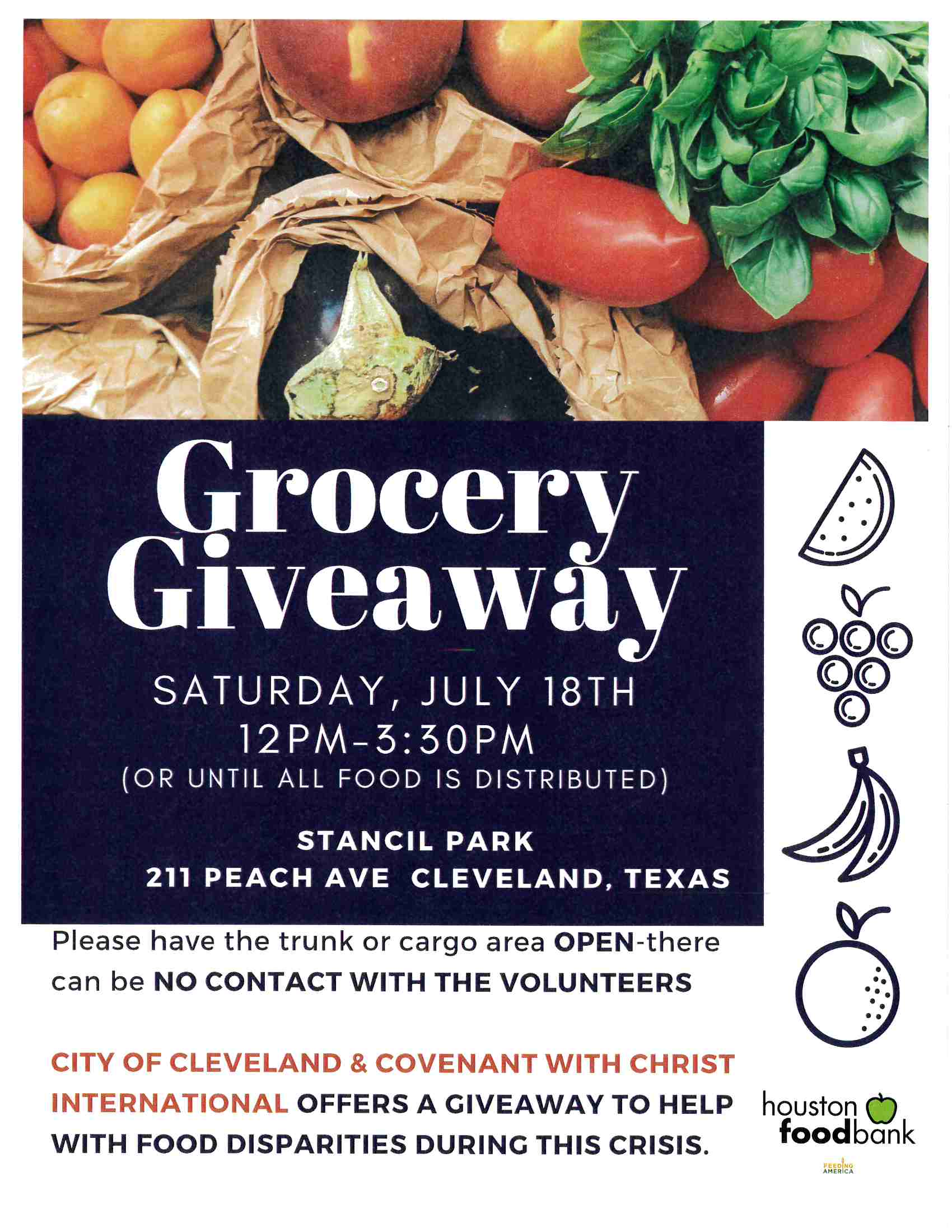 6.18.2020 Grocery Giveaway