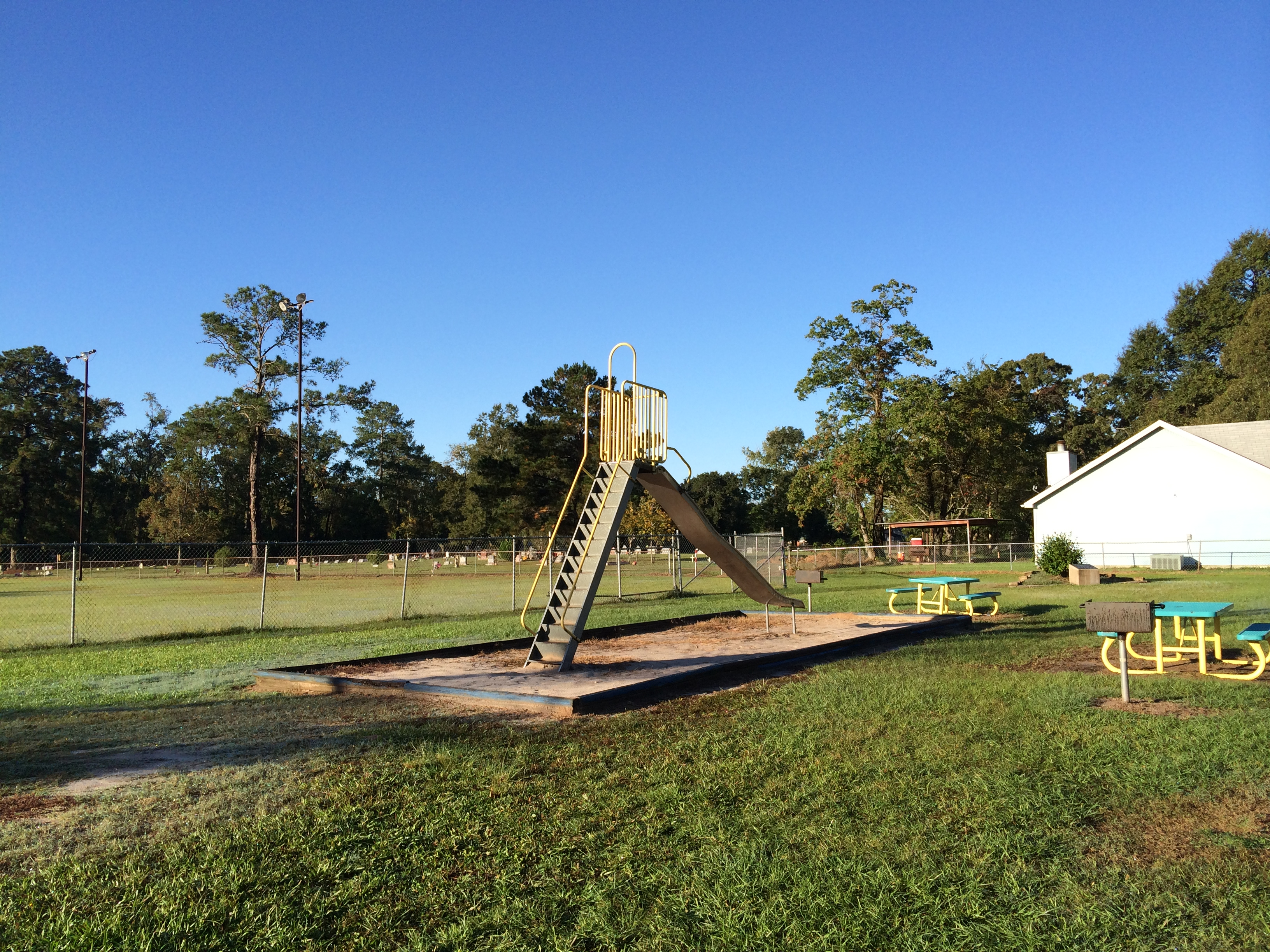 King Pavilion Playground