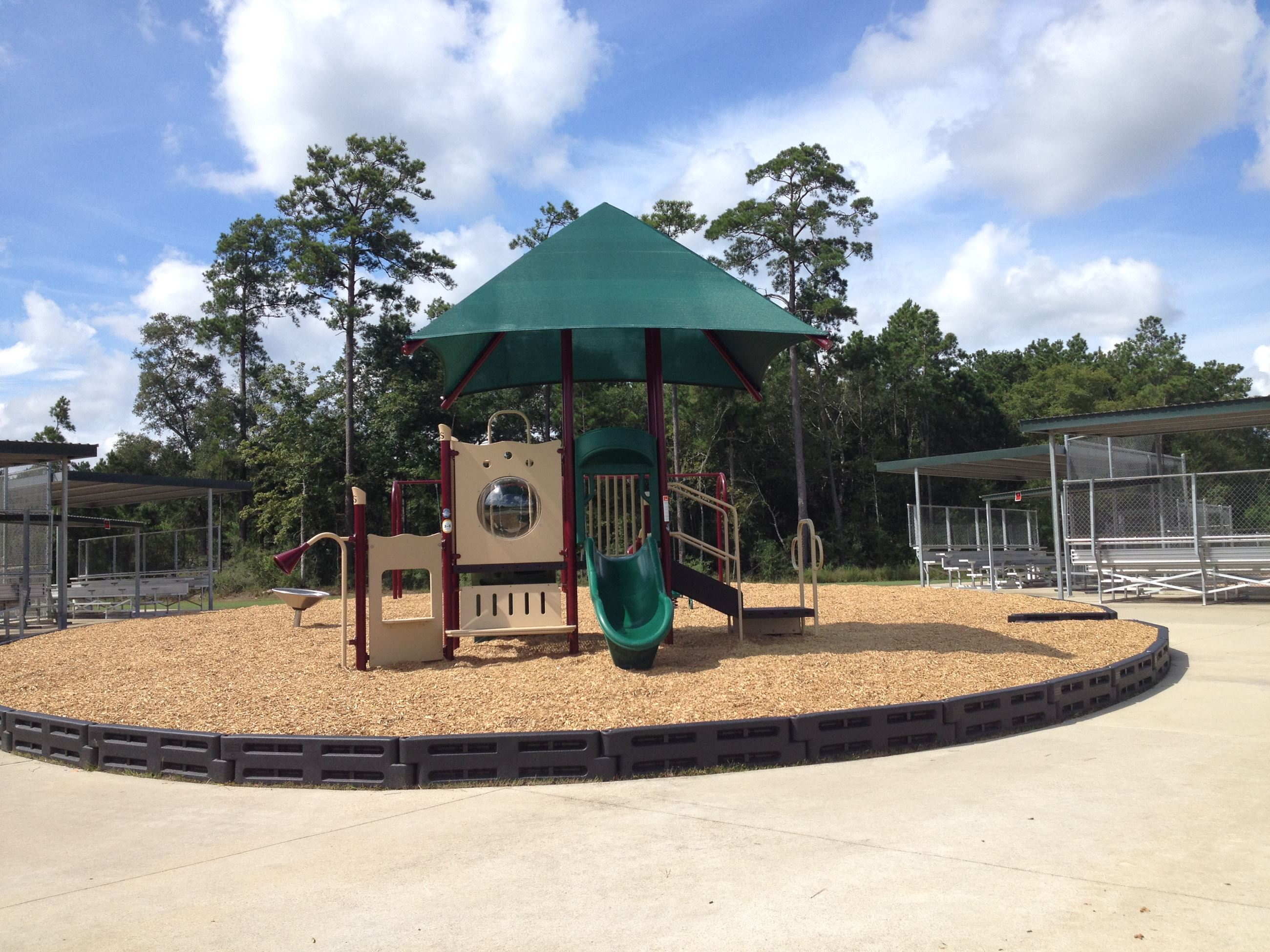 New Playground Equipment